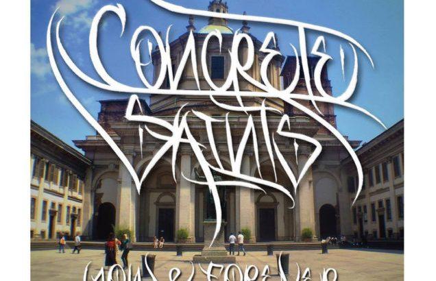 Concrete Saints - Now & Forever (Album/Audio/iTunes/Limited Time