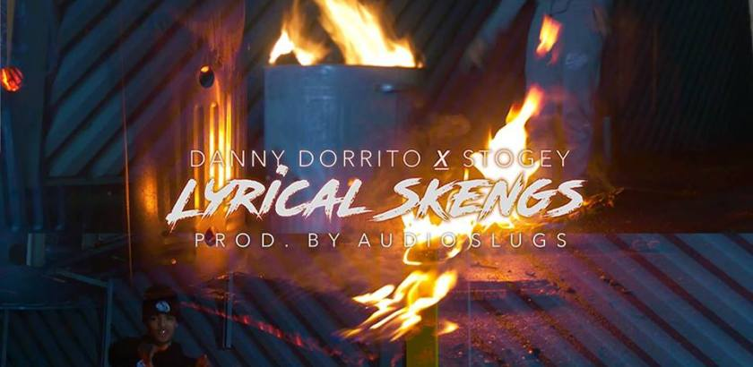 Stogey X Danny Dorito - Lyrical Skengs (Prod. by Audio Slugs/Music Video)