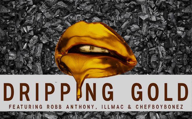 Chase Moore ft. Robb Anthony, illmac & Chefboybonez - DRIPPING GOLD (Audio)