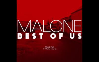Malone ft. Ismael Sankara & Ferricia Fatia - Best Of Us (Music Video) + Invictus (Album/iTunes)