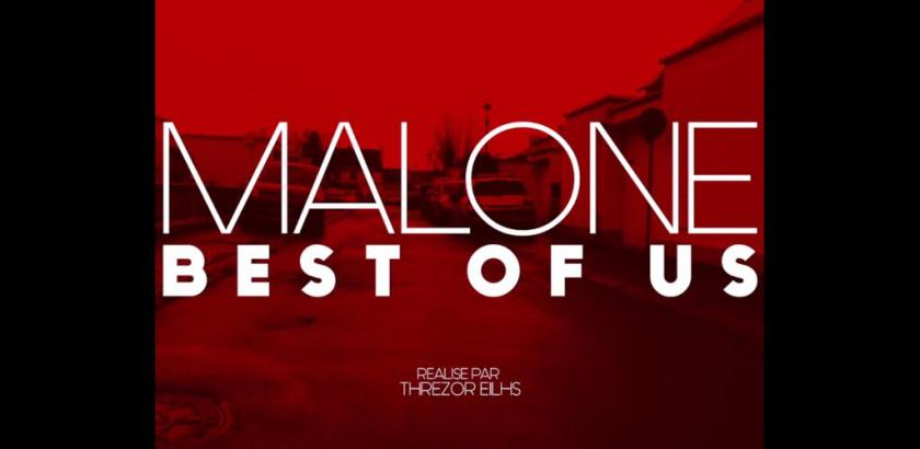 Malone ft. Ismael Sankara & Ferricia Fatia - Best Of Us (Music Video) + Invictus (Album/iTunes)