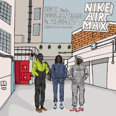 Big H ft. President T & Bossman Birdie - Nike Air Max (Prod. by Doe Boy/Music Video/SBTV)