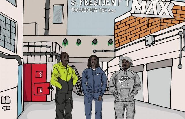 Big H ft. President T & Bossman Birdie - Nike Air Max (Prod. by Doe Boy/Music Video/SBTV)
