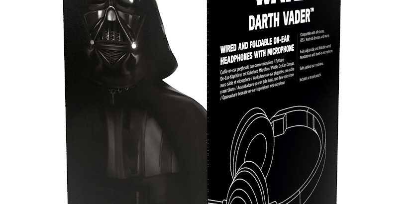 Star Wars Personal Tech Available from HMV Stores Nationwide