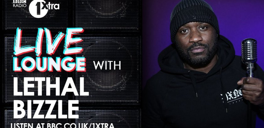 Lethal Bizzle and Friends - 1Xtra Live Lounge (#AceWeek on 1Xtra)