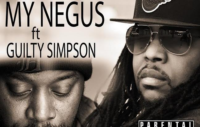 ZotheJerk & Frost Gamble ft. Guilty Simpson - My Negus (Audio/iTunes)