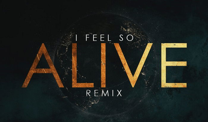 Chris Ray ft. KXNG Crooked, Kid Vishis - I Feel So Alive REMIX (Prod. by Centric/Audio)