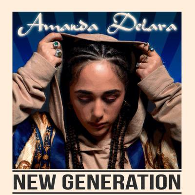 Amanda Delara - New Generation (Lyric Video/iTunes)