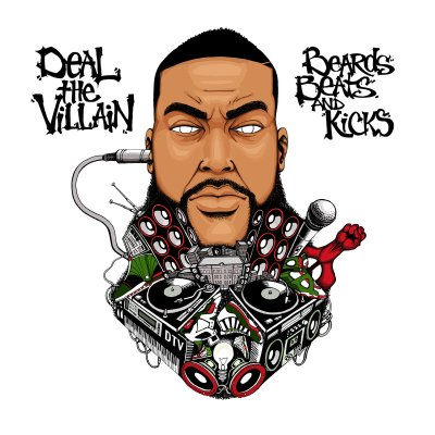 Deal The Villain - Beards x Beats x Kicks EP (Audio/Free Download)