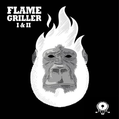 Flame Griller - The Flame Grilled Collection - I & II (Audio/Limited Edition Vinyl)