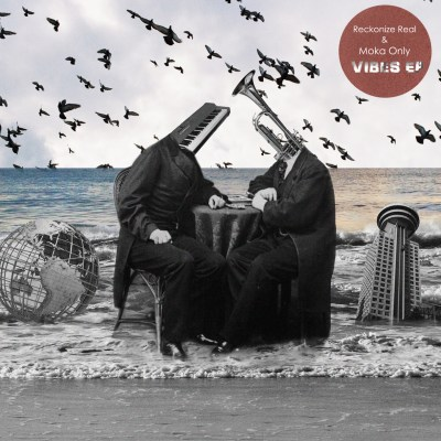 Reckonize Real & Moka Only - Same Ol Song (Audio) + VIBES EP (Pre-Order/19th Sept)