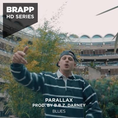 Parallax - Blues (Prod. by B.B.Z Darney/Music Video/BrappTV)