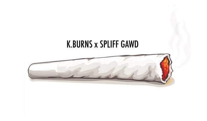 K.Burns x SPLIFF GAWD EP (Audio/Free Download)