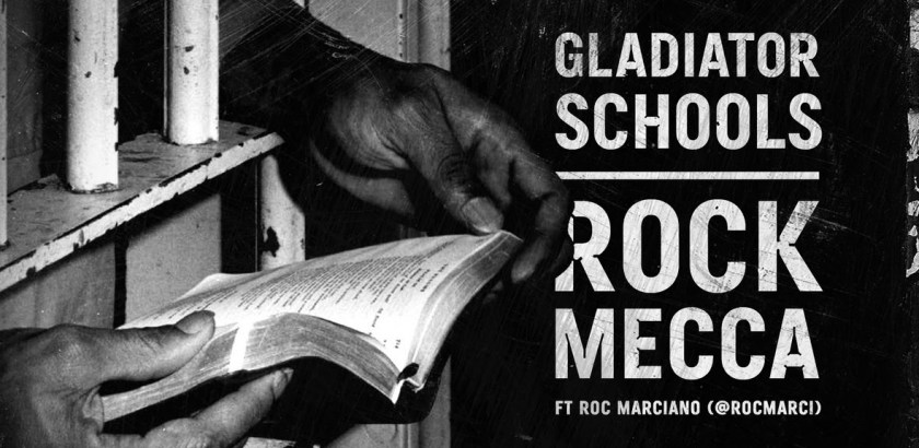 Rock Mecca ft. Roc Marciano - Gladiator Schools (Audio)