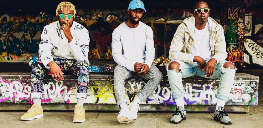 Team Salut ft. Tion Wayne, Afro B, Eugy - Hot Property (Music Video/GRM Daily)