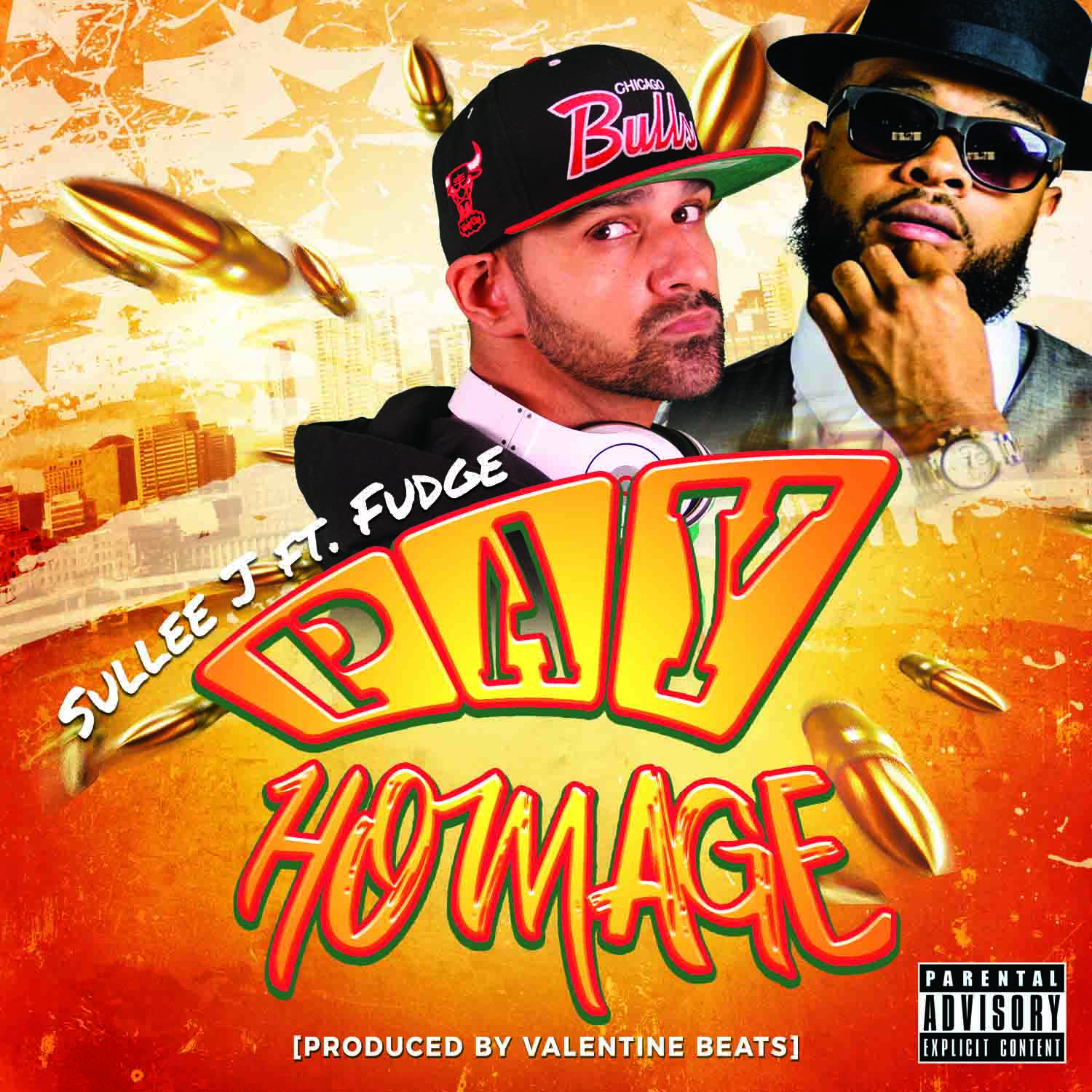 SULLEE J ft  FUDGE - Pay Homage (Prod  by Valentine Beats