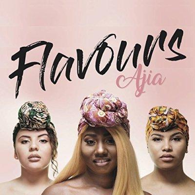 Ajia - Flavours (Audio/Spotify)
