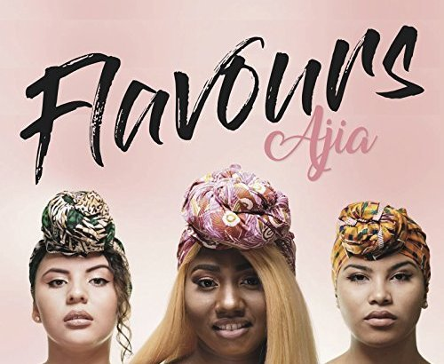 Ajia - Flavours (Audio/Spotify)