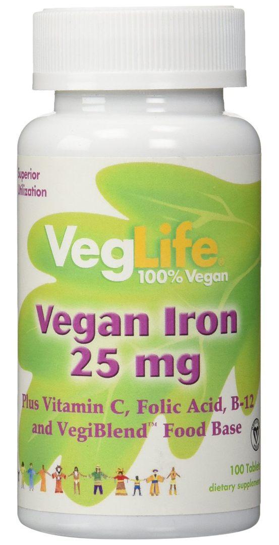 Choosing the Best Vegan Iron Supplements