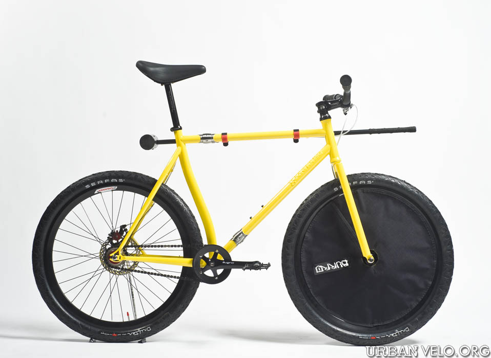 Geekhouse polo bike