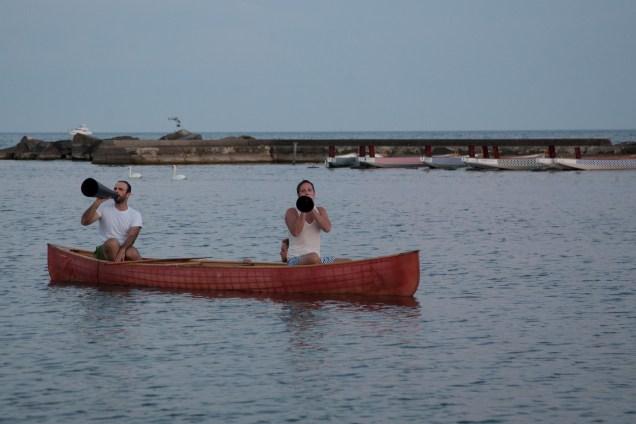 Alex Samaras & Charles Davidson