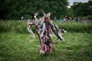 McKenzie Ottereyes-Eagle (Aanmitaagzi). Photo: Giulio Muratori.