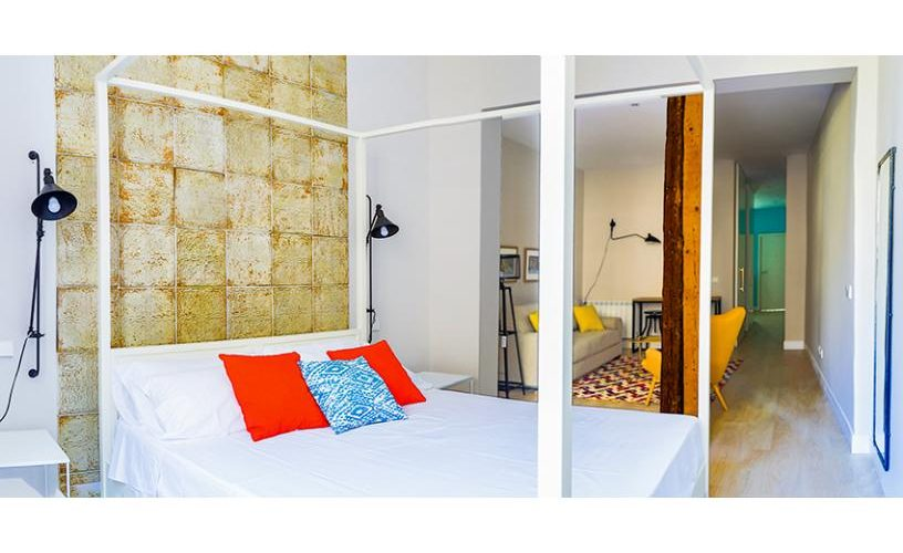 Habitacion en Estudio Loft 2.1 Urban vida en la Latina_madrid