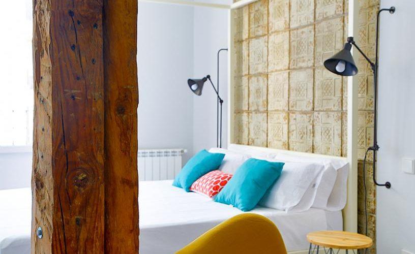 Habitacion en Estudio Loft 3.1 UrbanVida La Latina2