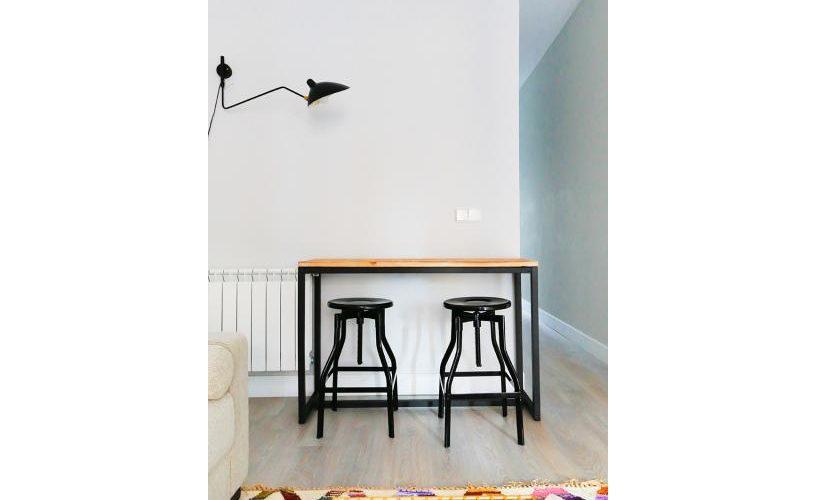 Salon en Estudio Loft 3.1 UrbanVida La Latina5