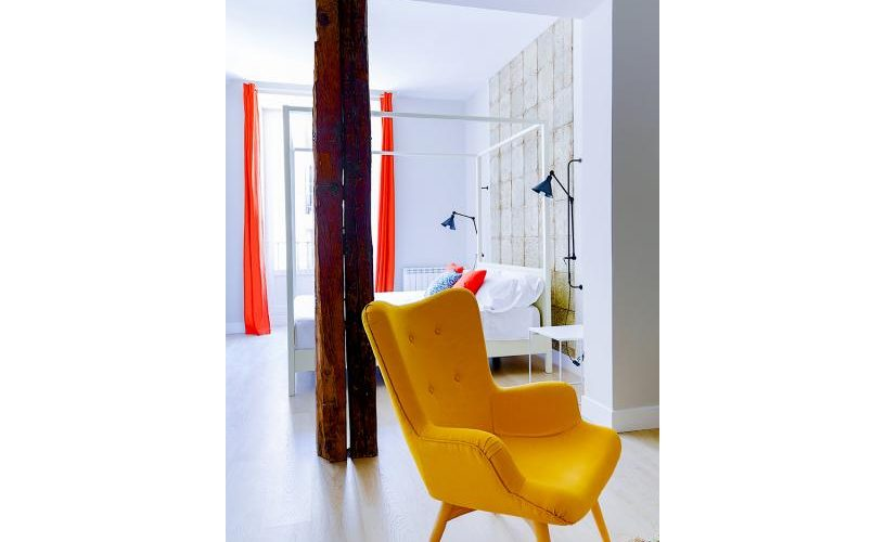Salon en Estudio Loft Urban vida en la Latina_madrid4
