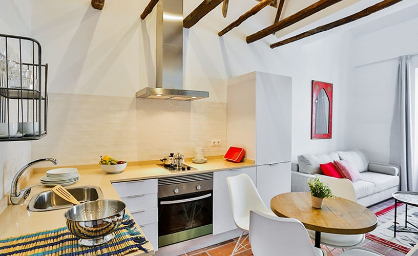 Apartamento Alcázar Urban Vida Córdoba