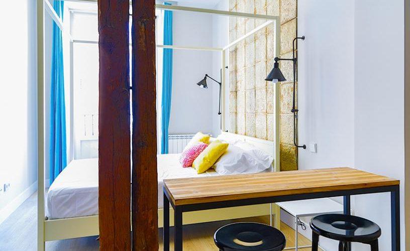 Habitación en Estudio Loft 2.2 UrbanVida La Latina2