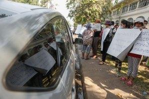 City Stalls as Chroy Changva Families Demand Intervention