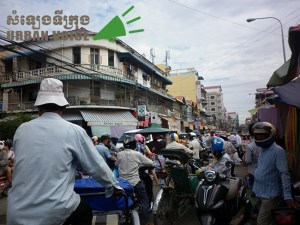 Is Phnom Penh's Traffic Congestion the result of Urban Development?