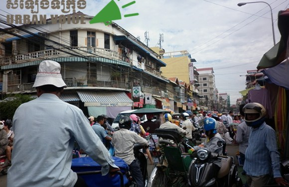 Is Phnom Penh's Traffic Congestion the result of Urban Development?