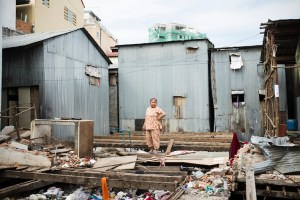 Uncertain Future Hangs Over Phnom Penh's 'Drug Village'