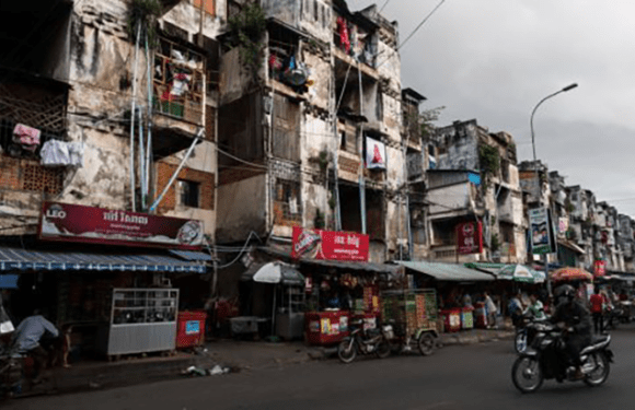 An overview of media coverage of land and housing rights issues in Cambodia