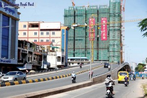 Khan Meanchey: suburbs undergo rapid development