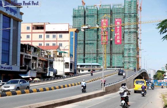 Khan Meanchey: suburbs undergo rapid development