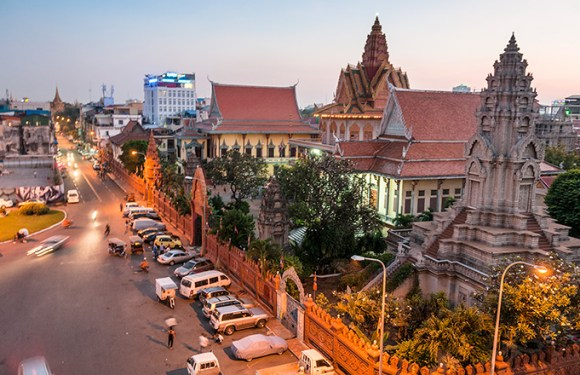 Property rental prices in Daun Penh stagnate