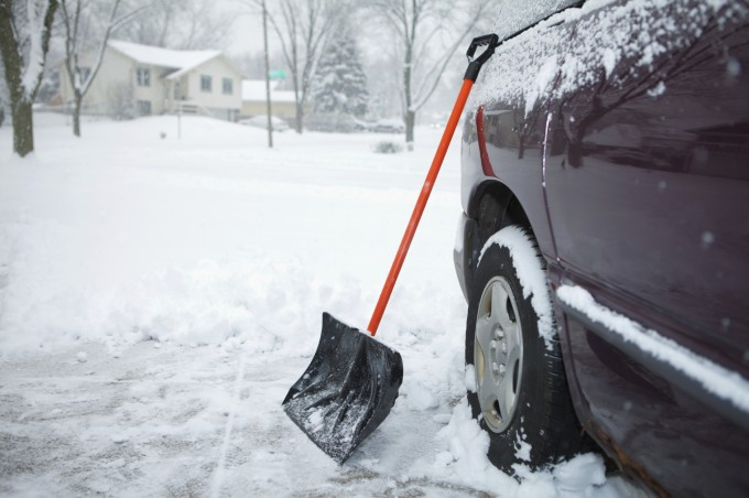 Snow Safety and your portland oregon home