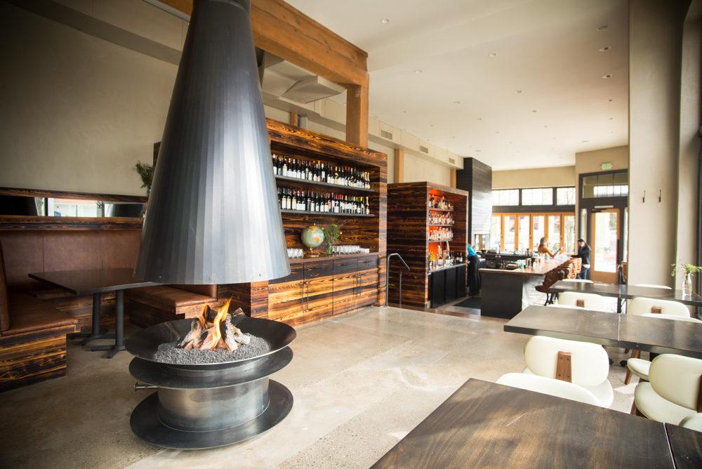 best restaurants in portland fireplace