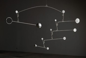 Kinetic Art Mobile