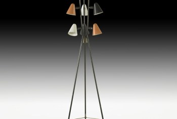 mid-century modern lighting