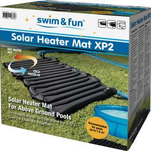 SolarHeater XP2 (Easy-To-Do) 1631 urbanwild
