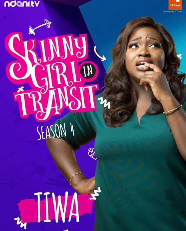 Skinny Girl In Transit 4