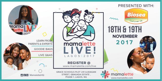 Mamalette Live!