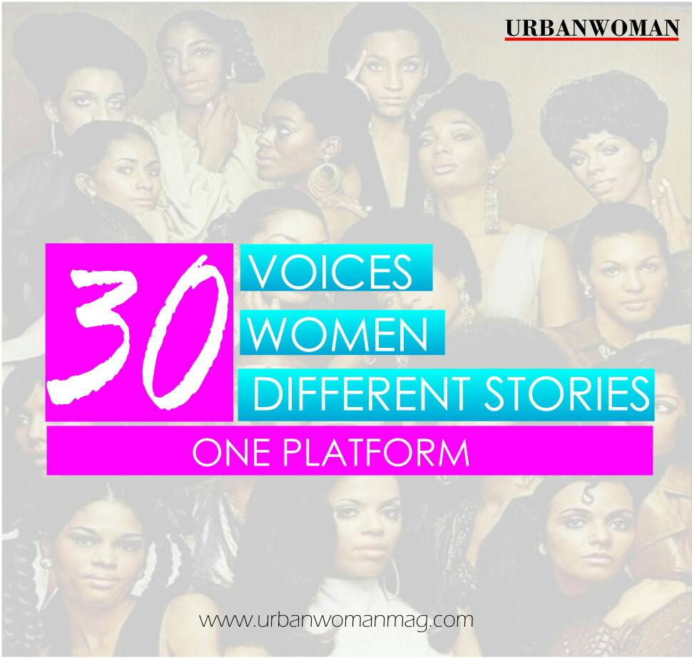 #30Voices - Urban Woman Magazine