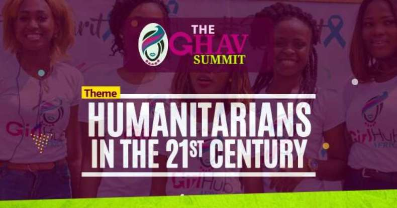 GHAV - THE GENERATION OF HUMANITARANS AND VOLUNTEERS SUMMIT