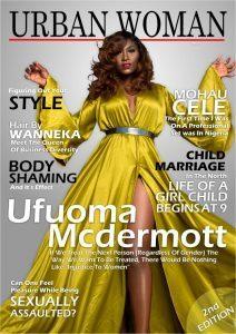 Urban Woman Magazine Vol 2